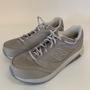 New Balance Gray Running Sneakers